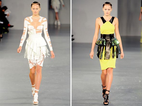 Показы на London Fashion Week SS 2012: День 5. Изображение № 8.