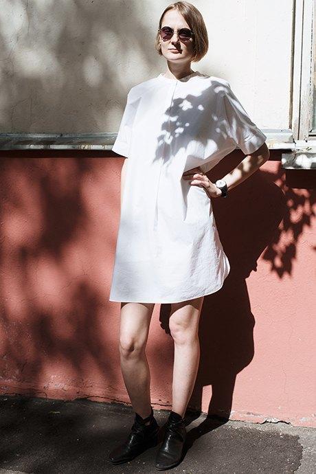 Директор по маркетингу  Анна Петухова  о любимых нарядах. Изображение № 14.