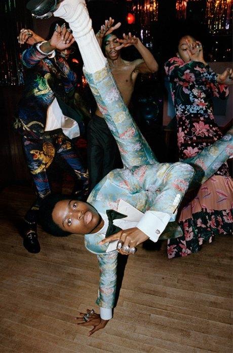 Танцуют все: Кампания Gucci, вдохновлённая 60-ми. Изображение № 14.