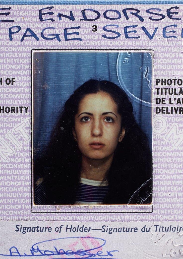 24 года, паспорт ООН для беженцев, Лондон, 1981. Изображение № 7.