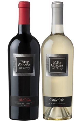 В продаже появилось вино «50 оттенков серого» . Изображение № 1.