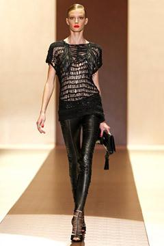 Gucci SS 2011 . Изображение № 63.
