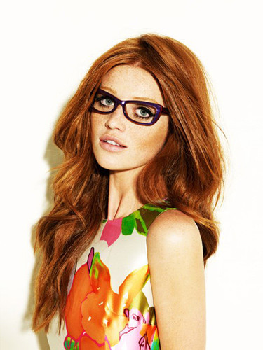Фантастическая миссис Фокс: 8 моделей с рыжими волосами. Изображение № 26.