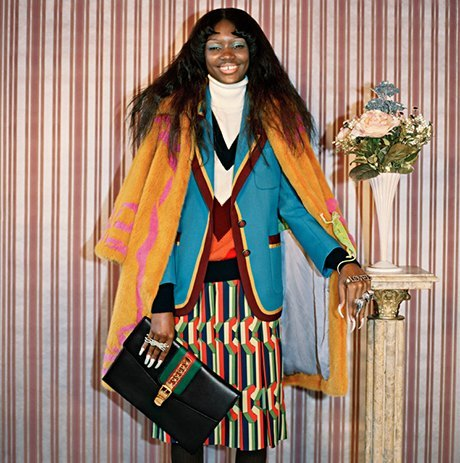 Танцуют все: Кампания Gucci, вдохновлённая 60-ми. Изображение № 5.