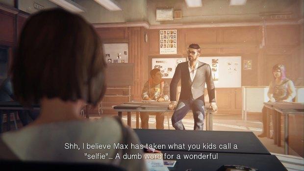 «Life is Strange»:  Чем подкупает видеоигра длиной в год. Изображение № 4.