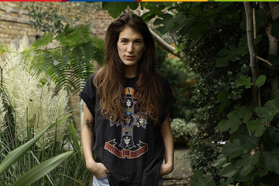 London rocks: Стилист Мирейа Гарсия и ее коллекция футболок. Изображение № 3.