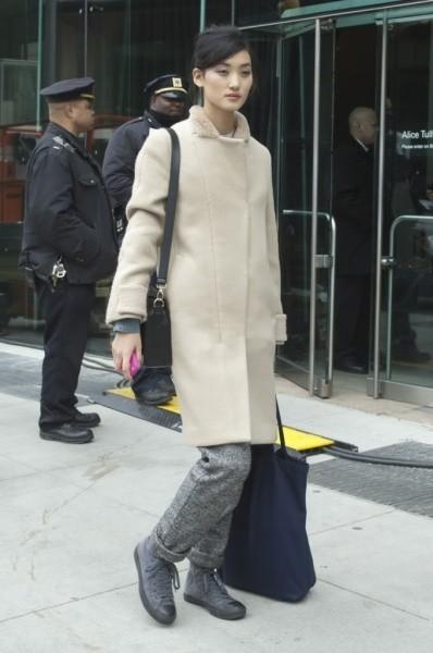 Новые лица: Лина Чжан, модель. Изображение № 29.
