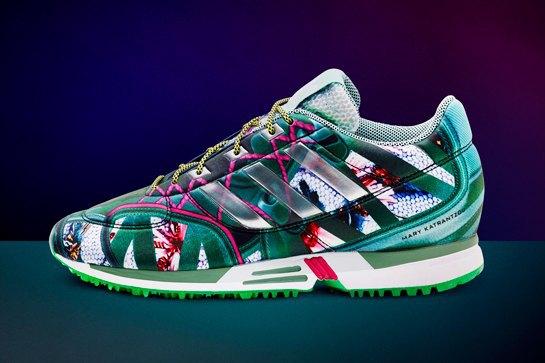 Мэри Катранзу и adidas Originals показали совместную коллекцию. Изображение № 8.