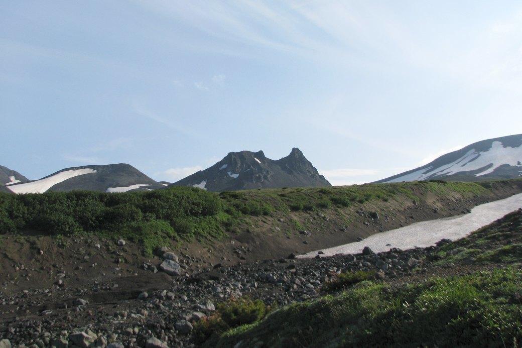 Поход по Камчатке:  160 километров пешком  и подъем на один вулкан. Изображение № 8.