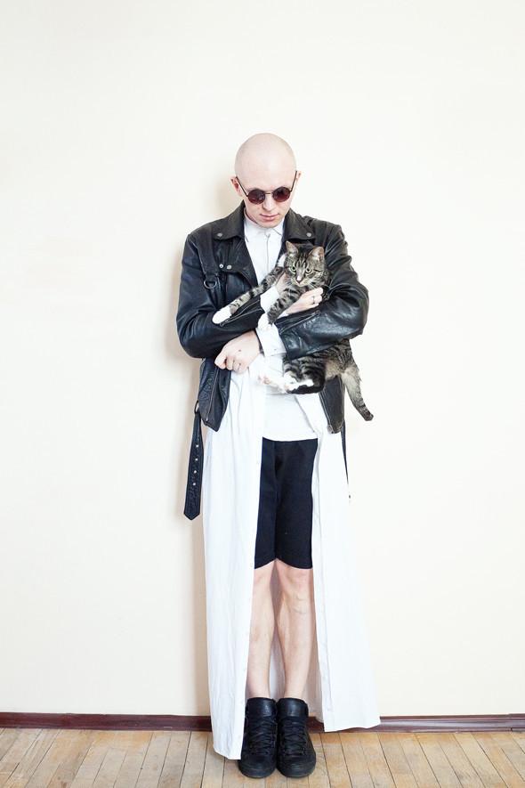 Гоша Карцев, стилист и дизайнер одежды. Изображение № 6.