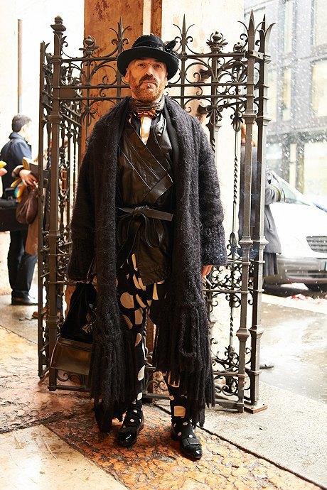 Стритстайл: Неделя моды в Милане,  часть II. Изображение № 4.