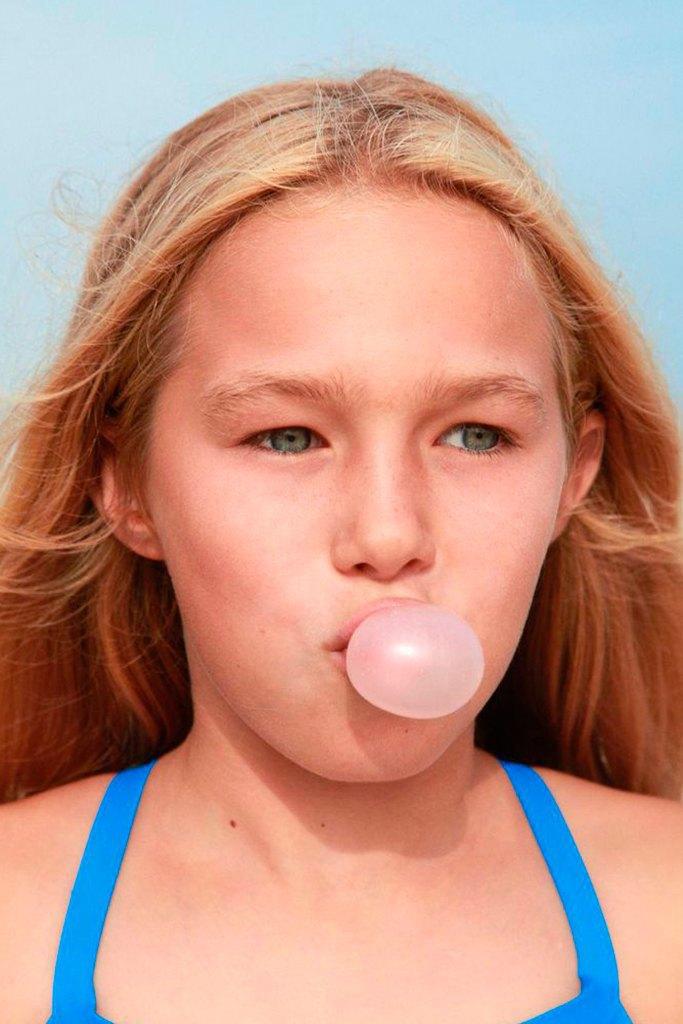 «Bubblegum»: Жвачка как символ юности. Изображение № 7.