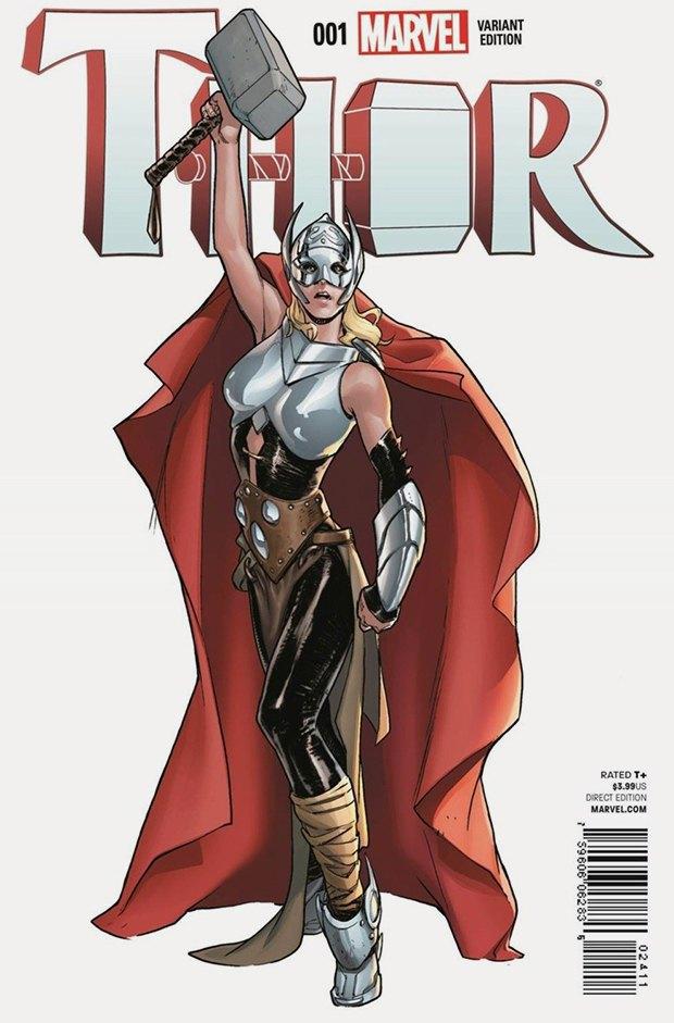 Как женщины меняют вселенную комиксов. Изображение № 10.