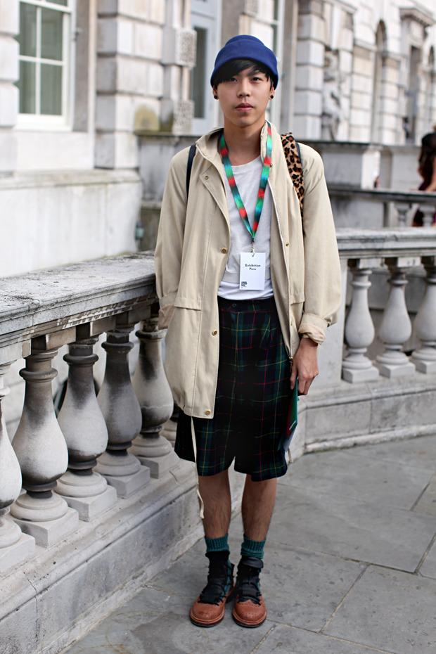 Streetstyle: Неделя моды в Лондоне, часть 1. Изображение № 32.