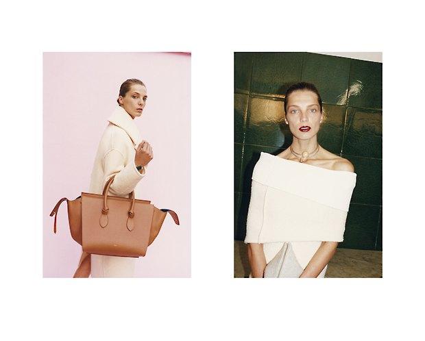 Дарья Вербова в новой рекламе Céline. Изображение № 6.