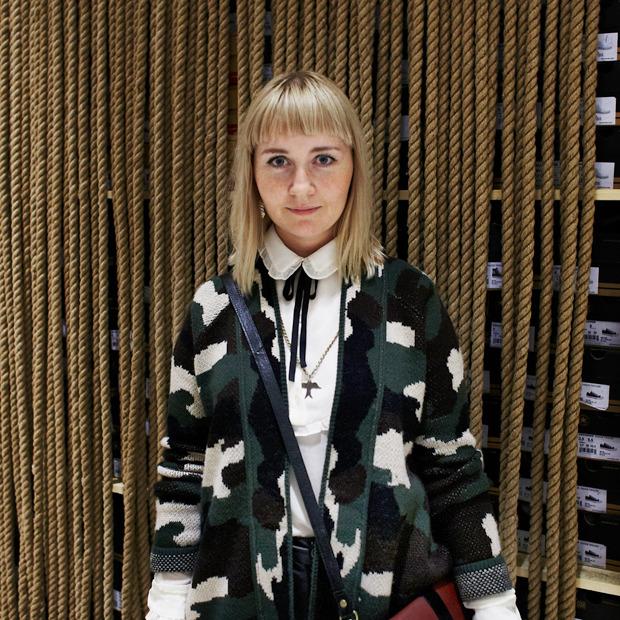 Грош цена: Люди на Fashion's Night Out о самых выгодных покупках. Изображение № 30.