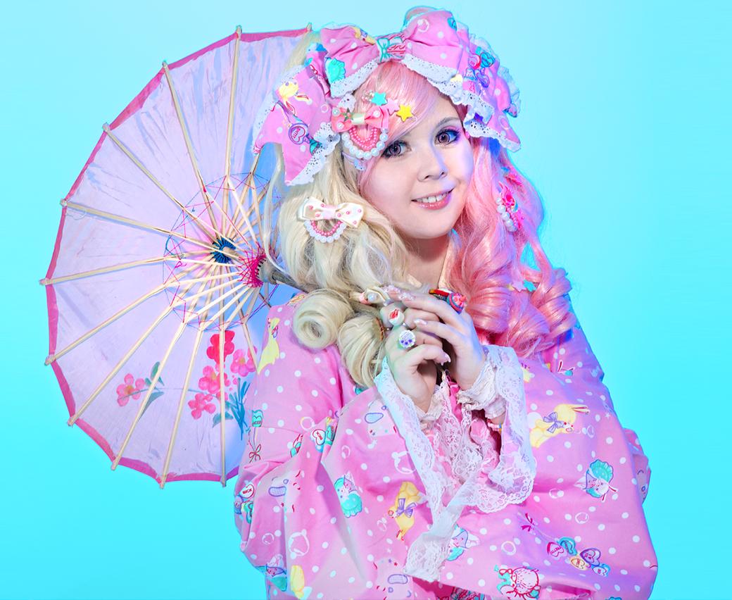 Таисия Флягина о лолитах и японской уличной моде. Изображение № 9.