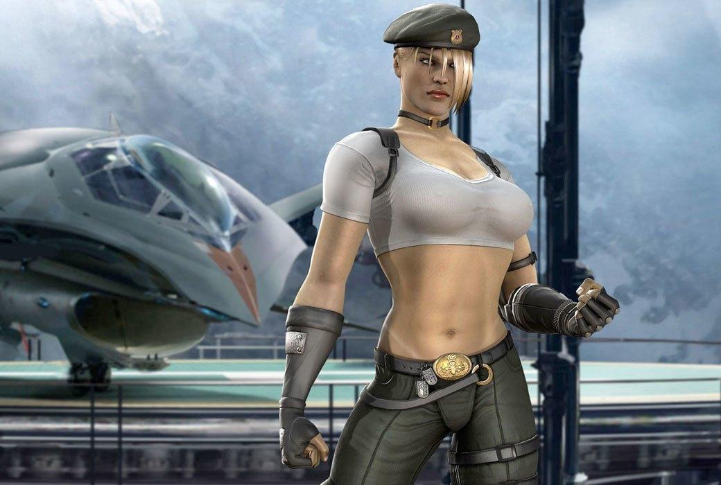 Самые сексуалные герои игр