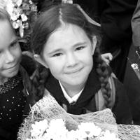 Дети и их родители  о своих первых  1 Сентября. Изображение № 6.