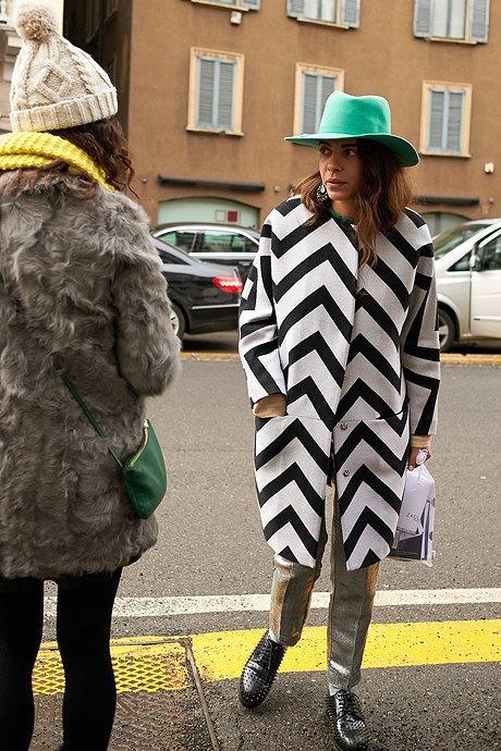 Стритстайл: Неделя моды в Милане,  часть II. Изображение № 15.