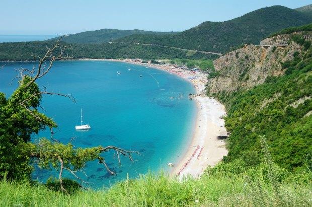 Пляж Яз, Черногория. Изображение № 1.