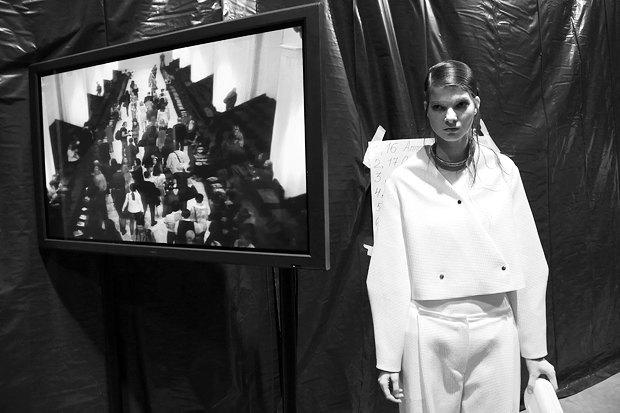 Что происходит  с украинской модой:  Коллекция Bevza SS 2014. Изображение № 7.