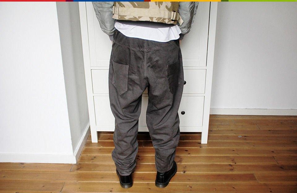 Война и мир: Студент Saint Martins о своей коллекции милитари-одежды. Изображение № 16.