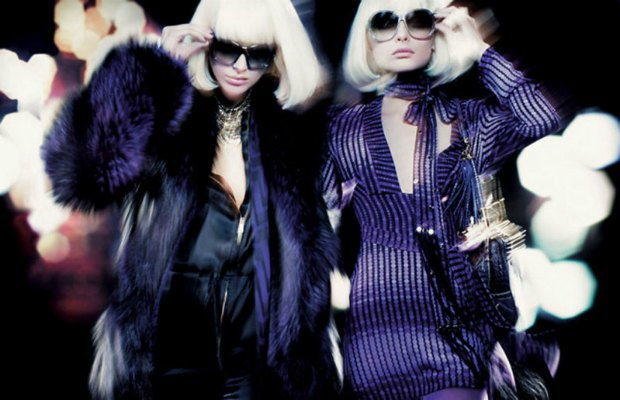 Рекламная кампания Gucci осень-зима — 2006/2007 . Изображение № 34.