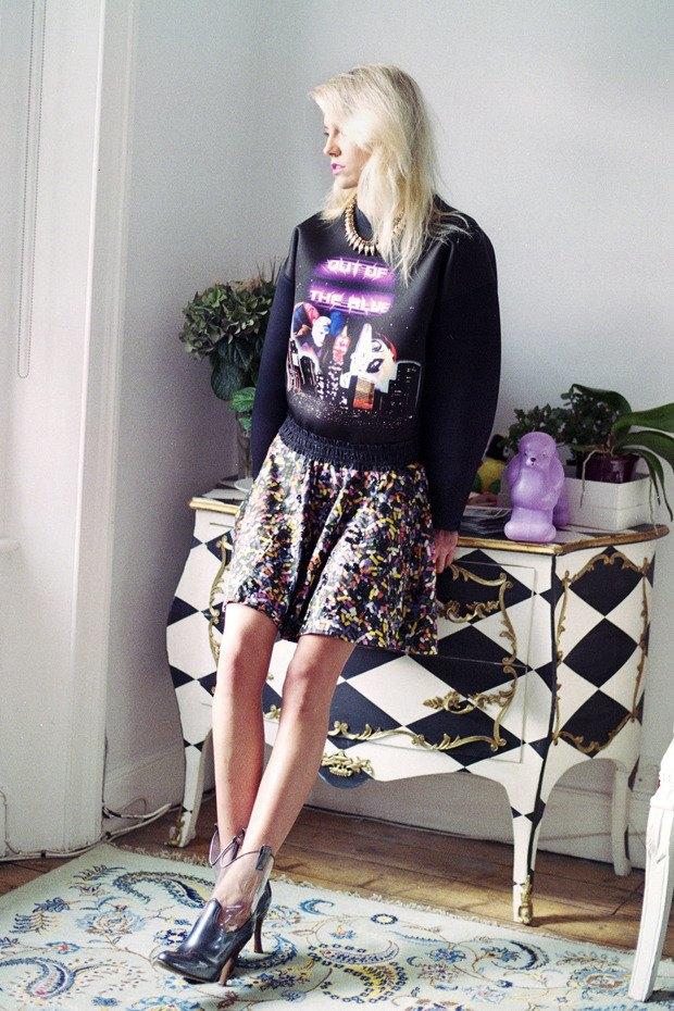 Гардероб: Тесс Йопп, лондонский стилист. Изображение № 18.