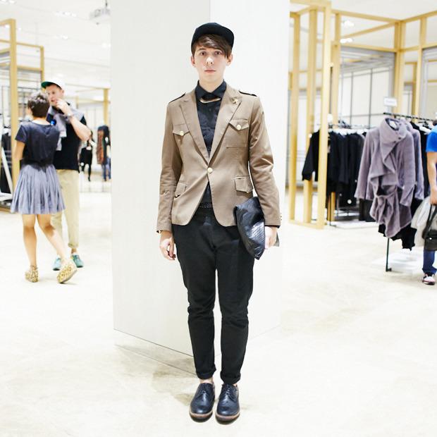 Грош цена: Люди на Fashion's Night Out о самых выгодных покупках. Изображение № 20.