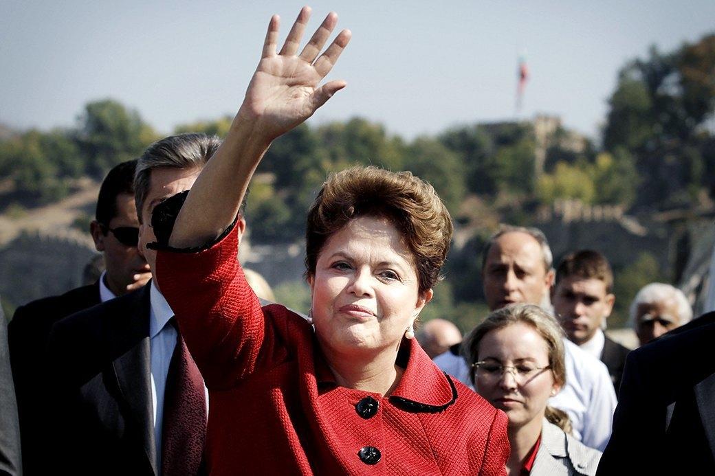 Самые влиятельные женщины  в мировой политике. Изображение № 3.