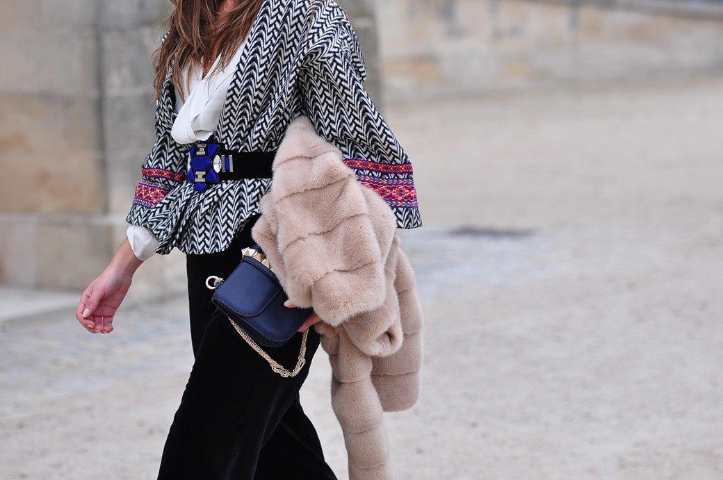 Гости Парижской недели моды FW13, часть 2. Изображение № 24.