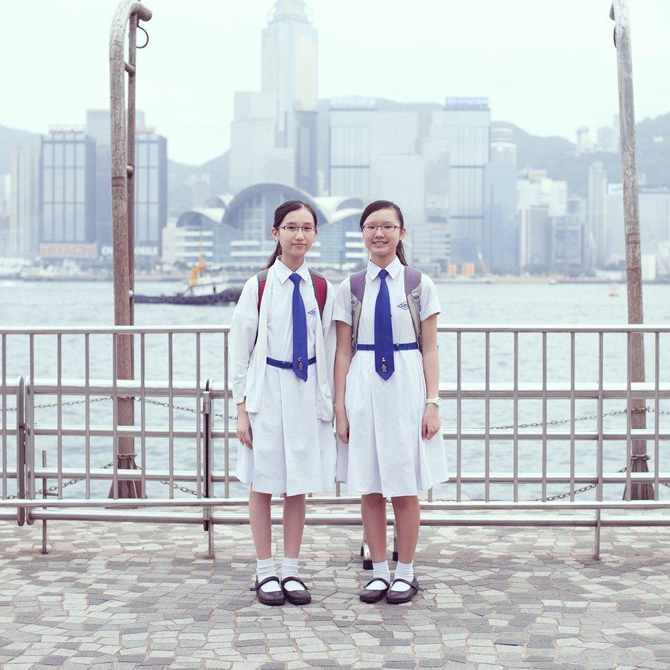 «Self Promenade»: Любители селфи в Гонконге. Изображение № 10.