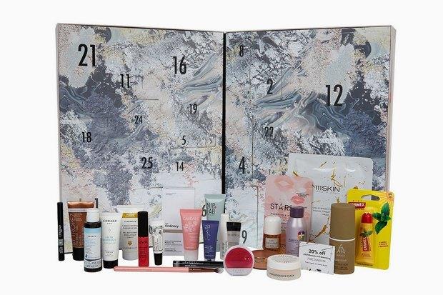 Зима близко: Самые красивые адвент-календари с косметикой. Изображение № 7.