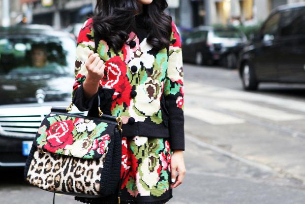 Streetstyle: Неделя моды в Милане. Изображение № 25.