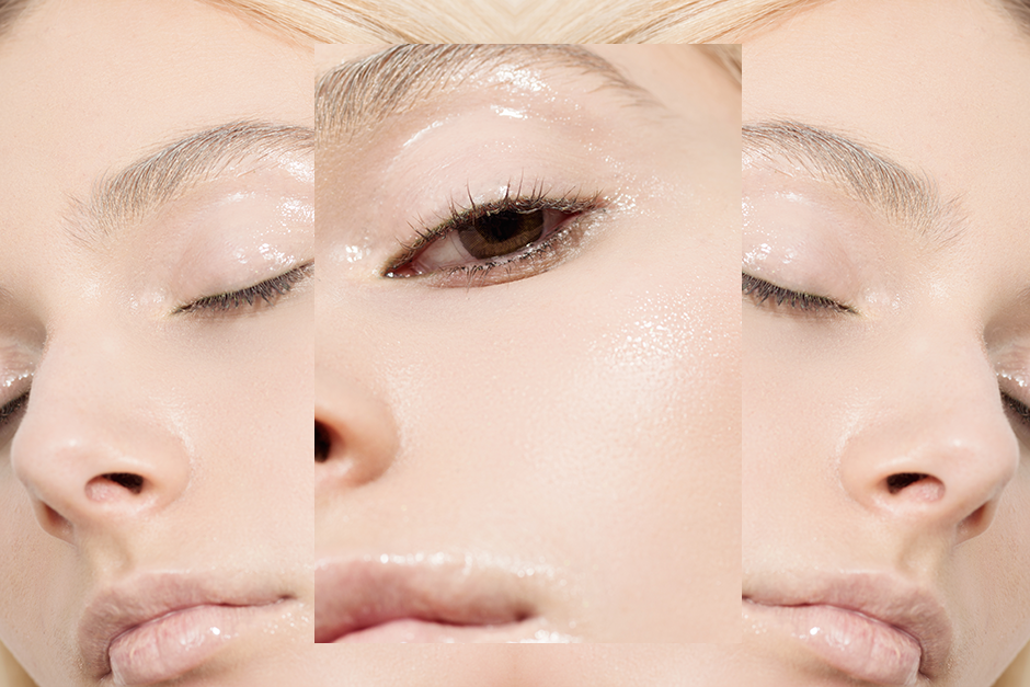 Монохромный макияж: 5 эффектных образов . Изображение № 9.
