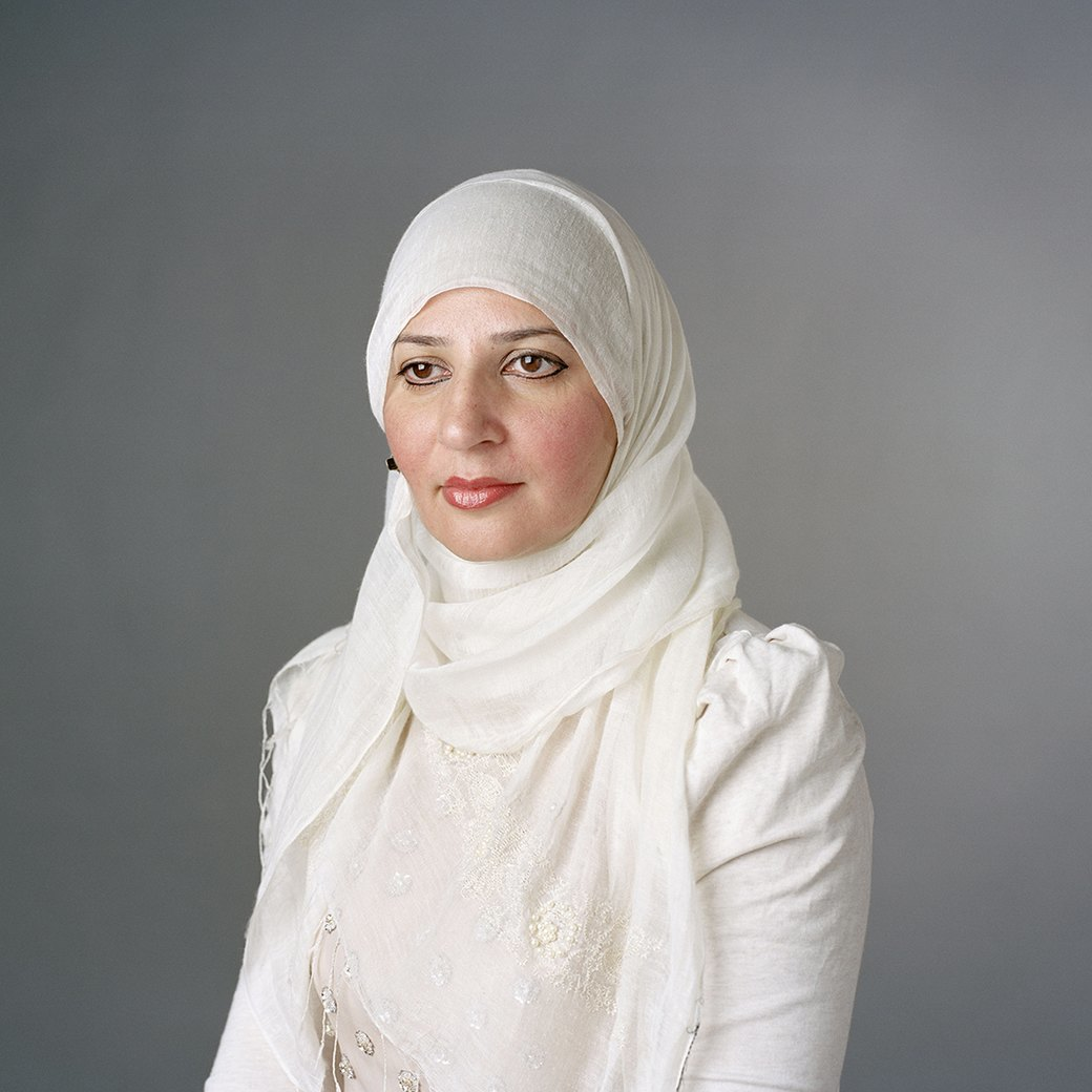 «Purdah»:  Женщины о традиции  покрывать голову. Изображение № 7.
