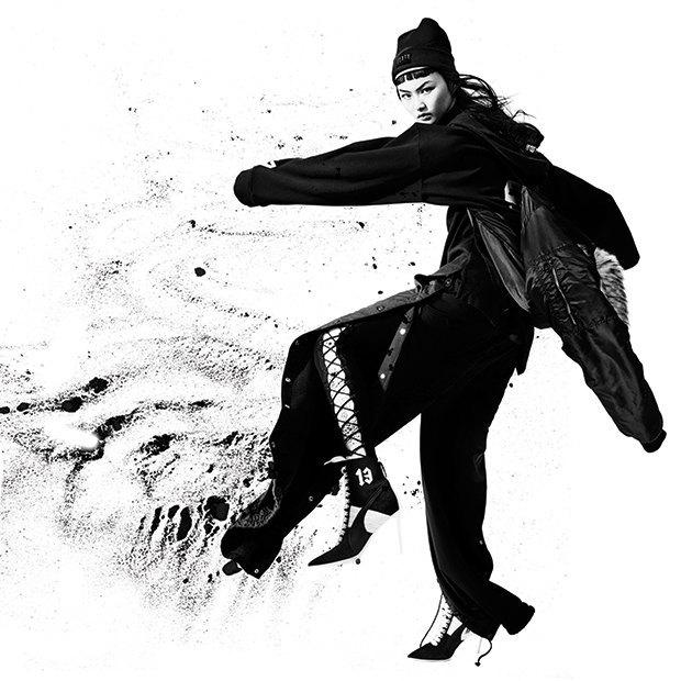 Дебютная коллекция Рианны для Puma поступила в продажу. Изображение № 2.