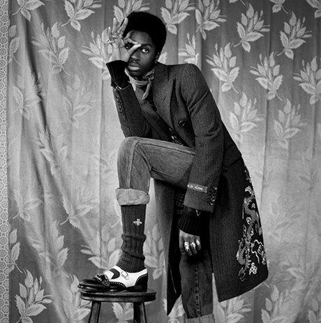 Танцуют все: Кампания Gucci, вдохновлённая 60-ми. Изображение № 20.