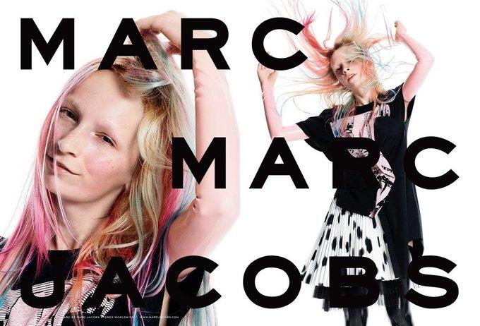 Marc by Marc Jacobs опять нашли моделей в соцсетях. Изображение № 6.