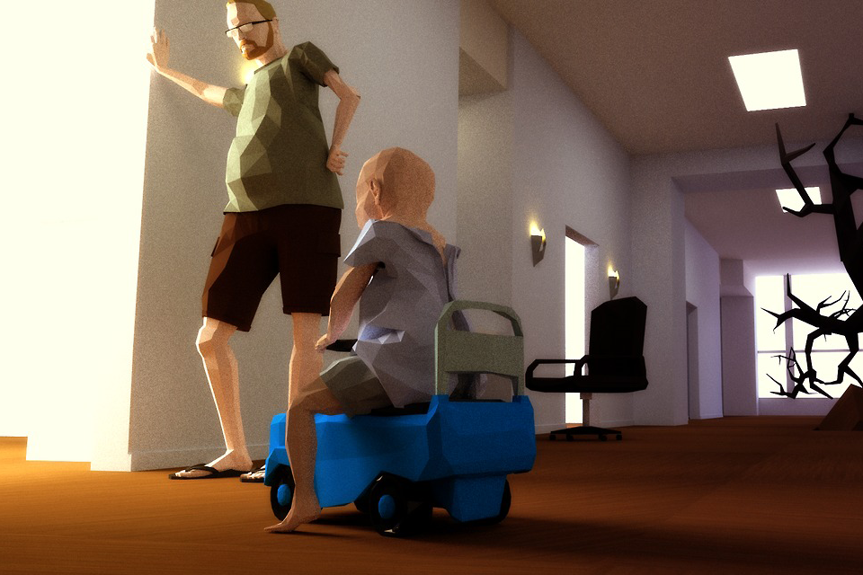 That Dragon, Cancer: Зачем родители сделали игру о борьбе сына с раком. Изображение № 10.