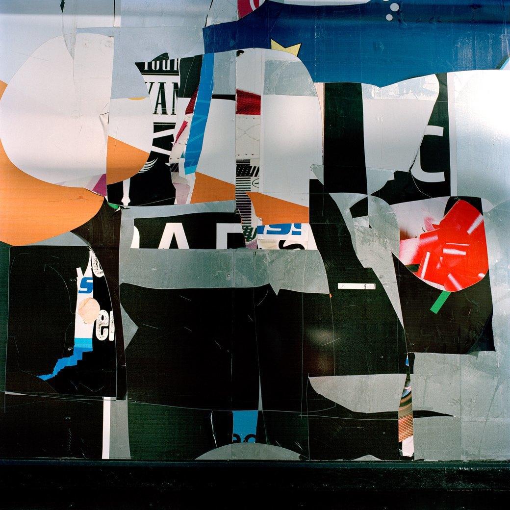 «Безымянные билборды»: Картины из рекламных щитов. Изображение № 6.
