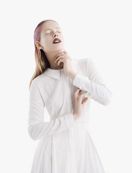 Ксения Шнайдер,  украинский фэшн-дизайнер. Изображение № 4.