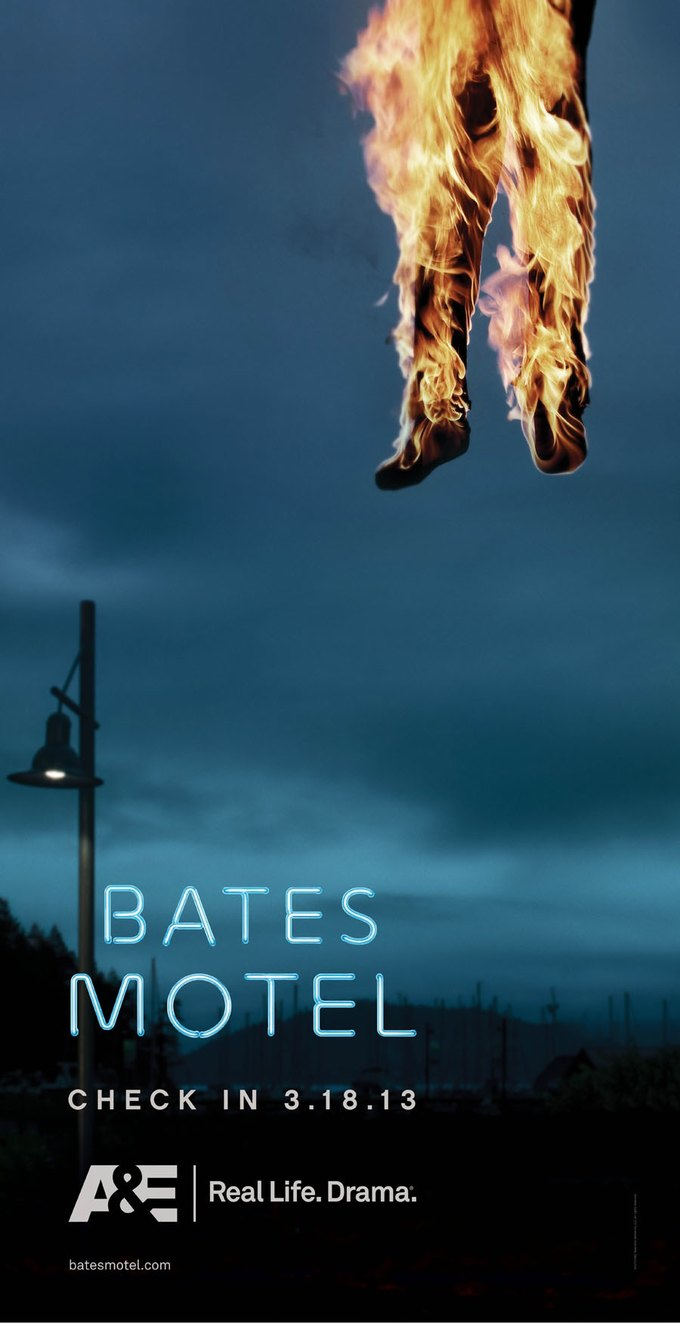 Фредди Хаймор,  звезда «Мотеля Бейтса». Изображение № 10.