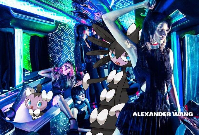 Мода, только лучше: Тумблог Pokemon x Fashion. Изображение № 3.