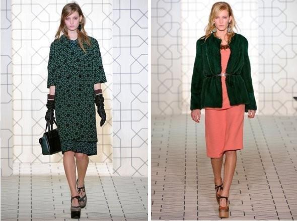 Изображение 5. Показы на Milan Fashion Week FW 2011: день 5.. Изображение № 10.