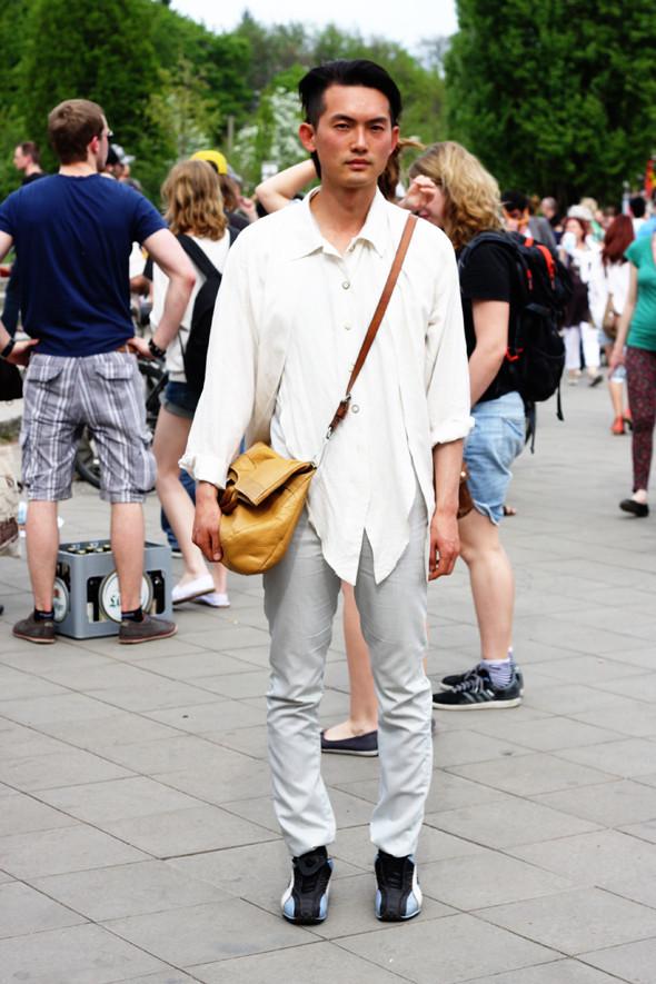 Расслабленность и простота на улицах Берлина. Изображение № 40.