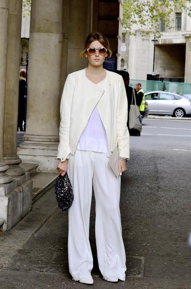 Streetstyle: Неделя моды в Лондоне, часть 2. Изображение № 41.
