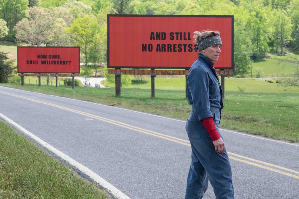 «Три билборда» Мартина Макдоны: Как ирландский чернушник завоёвывает Голливуд. Изображение № 1.