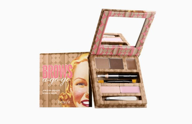 Набор для бровей Benefit Brow And Eye Shaping Kit Brows A-Go-Go. Изображение № 23.